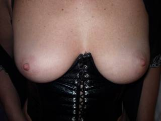 I'd love to use my hard cock to rub massage oil all over your lovely tits before slipping between them, fucking them and cumming all over them.
