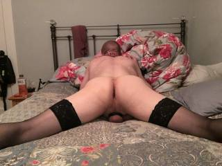 waiting for dick