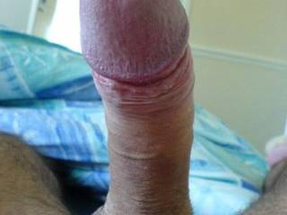 i would love to suck on that a little and clean you up when hubby is done