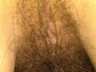my big fat loose hairy pussy