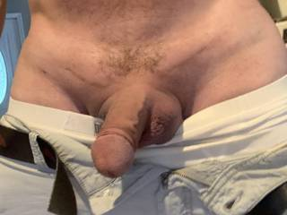 My lil dick!   Who wants to make it big?