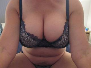 What do you think of my cleavage?