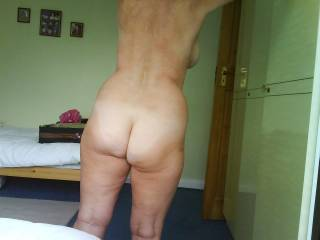 Yummy! Can we spread those sweet cheeks and tongue you into Utopia?