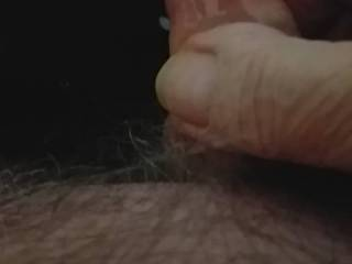 Watching porn, had to cum. Can't you just taste it?