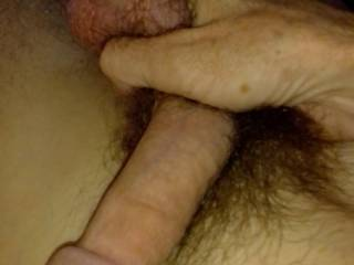Who wants to suck on my balls and suck me dry