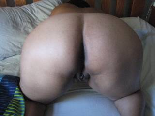 Mine too , besides that sweet ass would feel so good pressing up against as I slide my cock in and out of your tight pussy