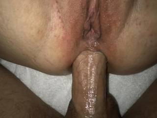 Buttfucking my beautiful little anal slut. Any Nor Cal couples have a woman that wants to lick her pussy while fuck her wonderful little asshole?