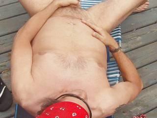 Masturbation Pleasure Outdoors