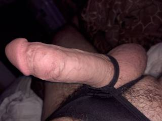 I'm ready to jack this cock off