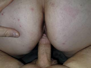love fucking this pussy enjoying the ass
