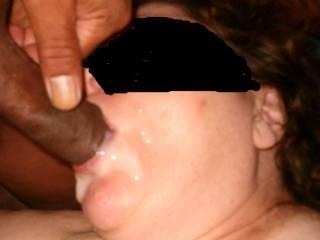 i love the taste of hot cum.
