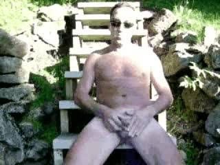 After some naked picture outdoor i was a lot excited...See the results..