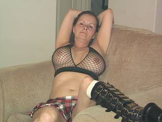 god i want to give you a nice, rough fuck so i can see those big tits bounce