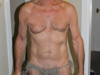 Amazing body, sweet Silverdaddy! I would love to be your Jane.
