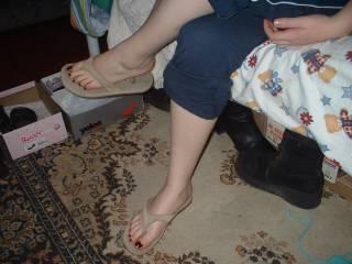 gf feet