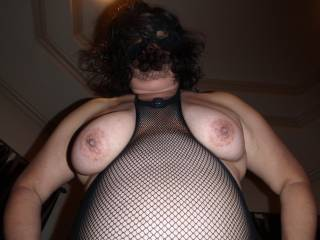 I wanna see some cum on these tits!  Give it up boys!
