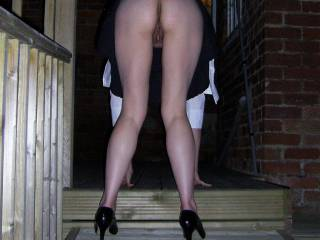 I WOULD LOVE TO SPANK YOU, WHETHER YOU ARE NAUGHTY OR GOOD.....