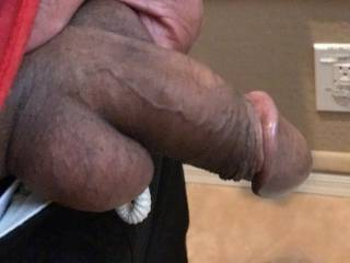 Just taking a cock selfie