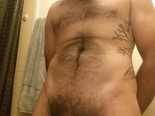 I was in my friends bathroom this morning after being up on my phone all night, I saw a glance of my little dick and every time I want to cum all over my own face so I took a couple of pics before I fucked myself.