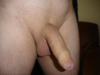 I would love to suck your cock and play with your foreskin until you cum in my mouth.