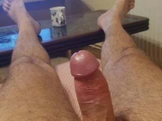 Hot dick...