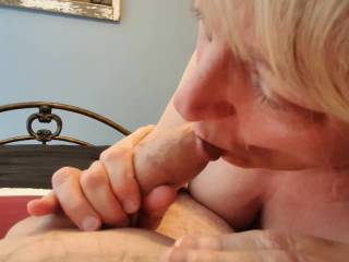 Need your cock drained? Mrs. Shutterbug58 loves cock in her mouth. And! She is a huge cum lover. The missus loves to swallow \'all\' of your cum.
