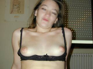 I LOVE your breasts!!  Would let me suck them!  Thank You for sharing yourself.