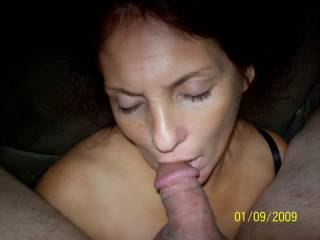 i'd love to shoot my hot cum all over your pretty face!