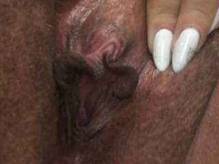 I\'m waiting for a tongue and a dick
