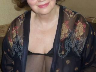 my big granny Lyudmila - 60 years old
