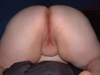 Wifes ass in the air