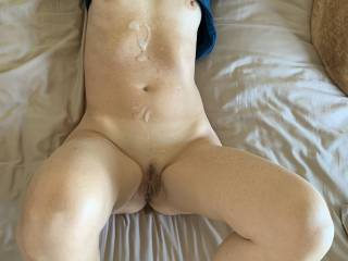 Who wants to add a second load onto her stomach?