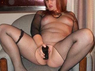 Takin some of my bbc toy
