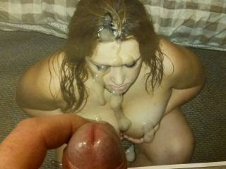 Gorgeous cumshot!!!... Wish i was there to swallow all of your hot creamy cum...