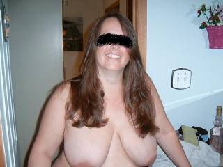 She is so excited anbout the swingers party..she has at least 3 guys already lined up for the night