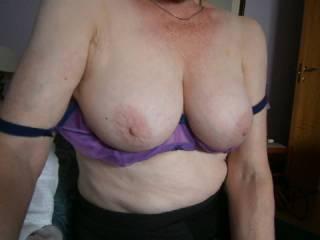 Busty mature Irene