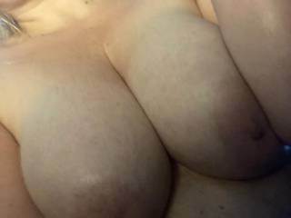 Who's up for a tit wank