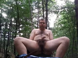 Outdoor pose