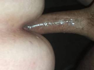 Yeah sucking dick makes my pussy wet. Can you tell