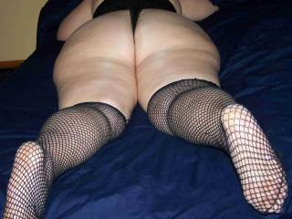 wife in some sexy lingerie