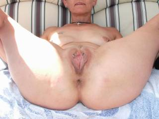 Oh lord Mal, thats not a snack.. THAT A FEAST !Sucking on those beautiful lips and flicking my tonger up and down your hard clit while I watch you cum in my mouth as squeeze those pierced nipples!!!!!!!!!!!!!