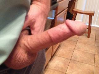 That is a very nice looking hard cock . Ella x