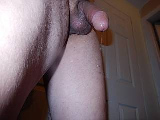 Just a really horny cock dripping again!