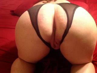 Hubby's favorite panties