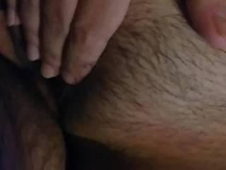 Great orgasm followed by Flying cumshot