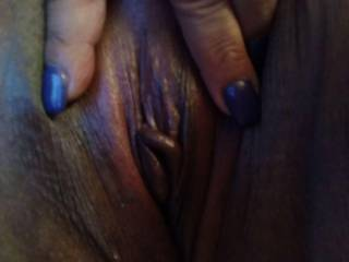 Love when she sends me pussy pics.
