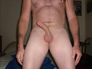 who wants to have this shaved and clean dick for some fun