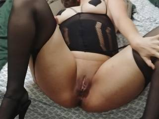 Just wanna spread the Mrs around for everyone to repost and expose her. Love seeing her on different sites everywhere. If these get a good amount of attention I'll post more. Nothing gets us both off like the thought of thousands cumming to her.