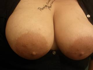 I want to come from behind and squeeze your tits and ram my thick black cock inside your tight cute ass