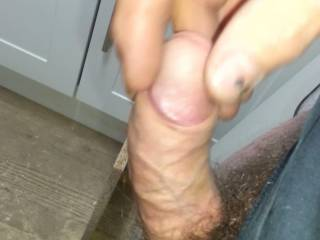 Just needed to stroke it. Anyone want to have a go?